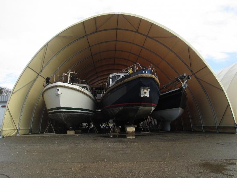 Abri bateaux - France