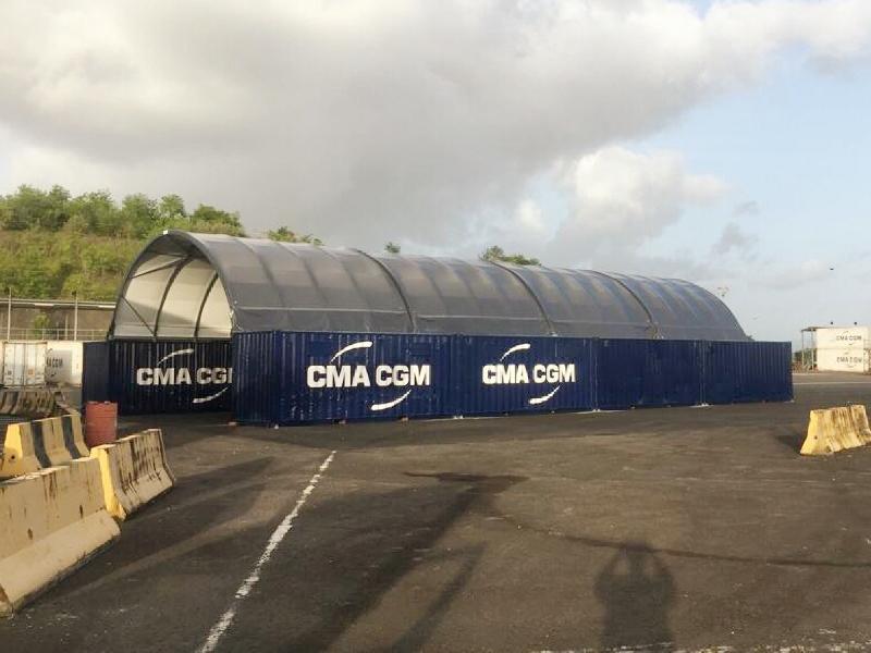 Logistique (CMACGM) - Martinique