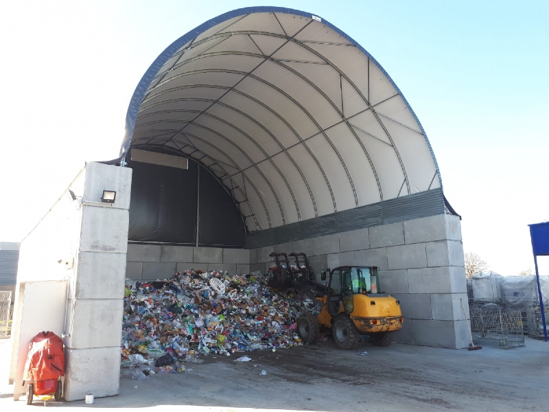 Recyclage (Ordures Ménagères) - France - PAPREC
