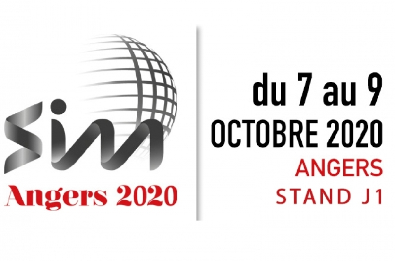 SIM Angers, France, Octobre 2020