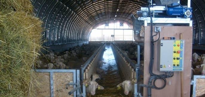 Abris secteur agricole